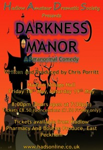 Darkness Manor Poster 2