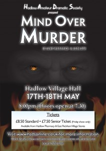 Mind Over Murder Poster