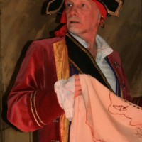 Bob Brown (Pirate Pierre)