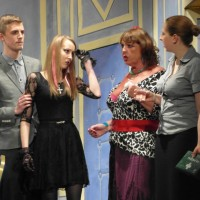 Andy Sunnucks (Edward Green), Beth Hayward (Libby Ray), Liz Adamson (Shirley Smith) & Jane Apps  (Karen Weakes)