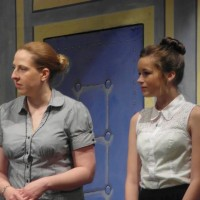 Jane Apps (Karen Weakes) & Chloe Johns (Emma Howie)