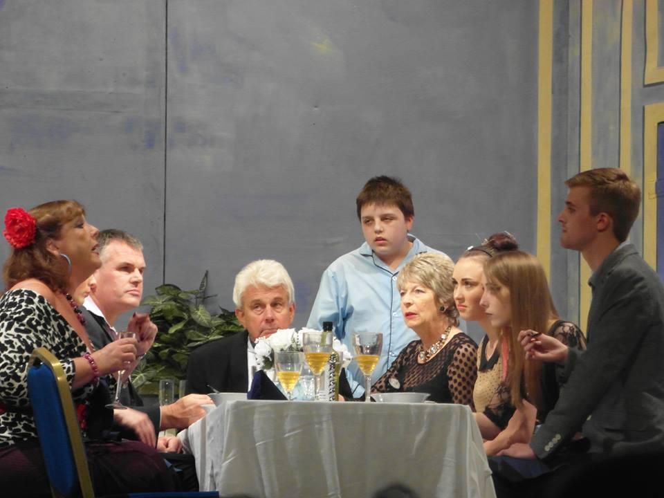 The 2013 Cast of Mind Over Murder