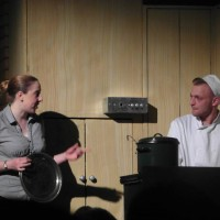 Jane Apps (Karen Weakes) & Joe Shoebridge (Adem Hewitt)
